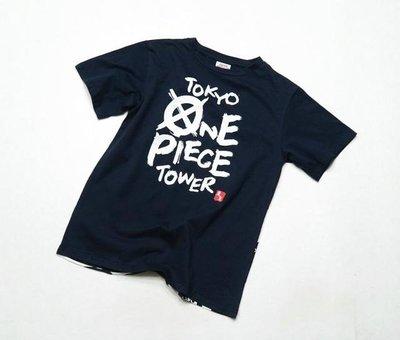 【傑森精品】日本動漫 海賊王 波濤桑尼號 印花 全棉 短袖T恤 Tee