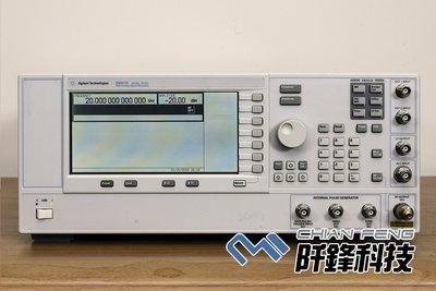 【阡鋒科技 專業二手儀器】安捷倫 Agilent E8257D 250kHz-20GHz 類比訊號產生器