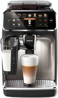 Philips 5400 Serie EP5447/90 全自動咖啡機,非EP3246 (LatteGo牛奶系統)亞光黑