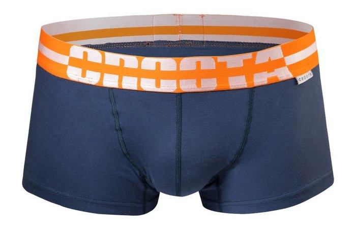 【OTOKO Men's Boutique】 CT02P/美國棉/低腰四角褲 (台灣獨家代理)  原廠正品