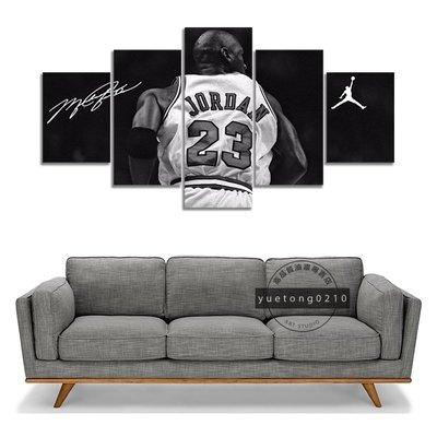 熱賣NBA籃球之神 Jordan 邁克爾喬丹 高清海報裝飾畫 居家裝飾掛畫 壁畫壁貼 生日禮物 無框畫