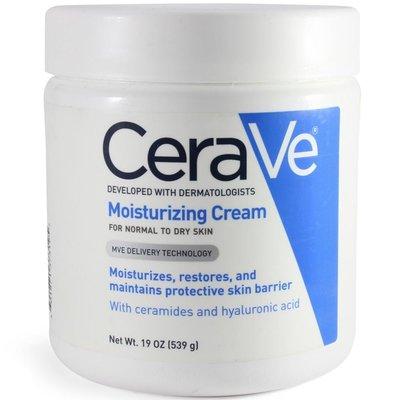 【雷恩的美國小舖】美國原裝 Cerave 玻尿酸潤澤保濕乳霜19 oz (539 g) 特價 現貨/代購