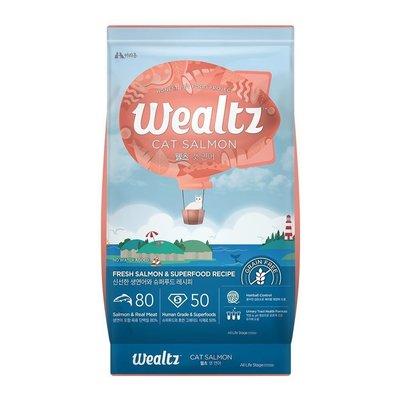韓國 維爾滋飼料 Wealtz 貓飼料綜合賣場 天然無穀寵物糧 300公克嘗鮮包
