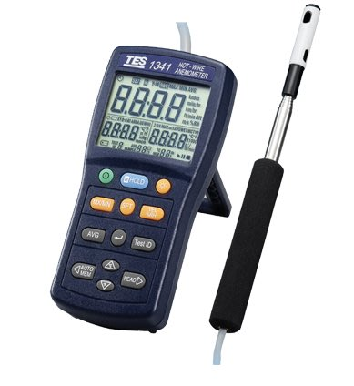 【電子超商】含稅有發票 TES泰仕 熱線式風速計TES-1340