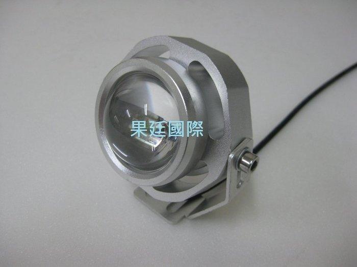 (果廷) 20W LED魚眼燈,鷹眼燈,機車大燈,投射燈12V~24V通用,機車DIY用燈
