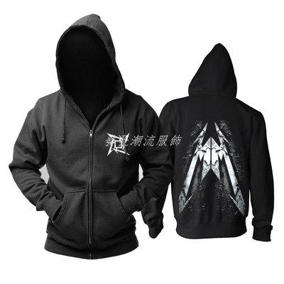 發發潮流服飾Metallica 重金屬 激流金屬死亡金屬 硬核 Corrosive歐美紀念衛衣