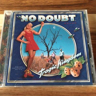 [老搖滾典藏] No Doubt-Tragic Kingdom 美版專輯