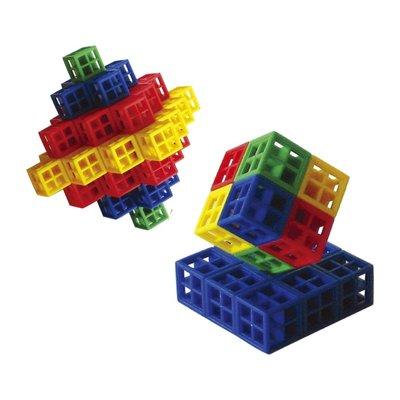 【晴晴百寶盒】台灣品牌 鏤空方塊 WISDOM 益智遊戲 教具益智遊戲 環保無毒玩具 檢驗合格W914