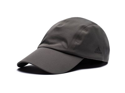 【REACTION】ADIDAS X UNDEFEATED RUNNING CAP 老帽 灰 DP0243 棒球帽