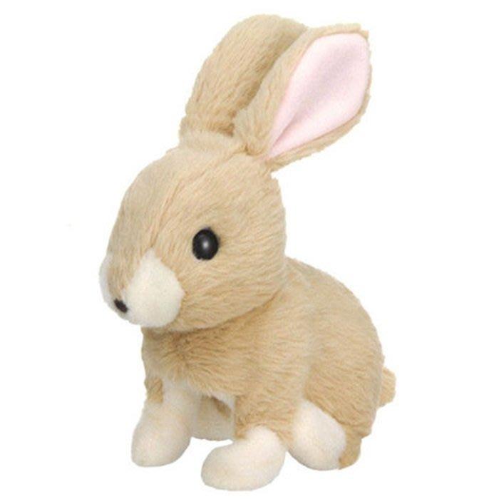 日本IWAYA 甜甜屋-電動長耳兔~ST安全玩具~可愛電子小寵物~◎童心玩具1館◎