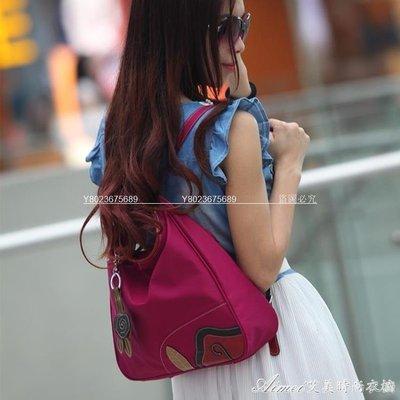 【獨家新品】後背包原創個性防潑水後背包雙肩包女韓版百搭多功能休閒旅行媽媽包