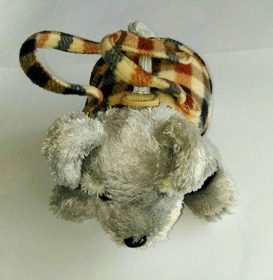 可愛小狗造型提包