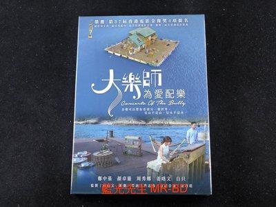 [DVD] - 大樂師為愛配樂 Concerto Of The Bully ( 台灣正版 )