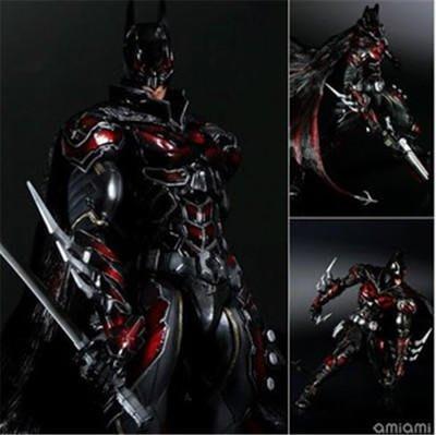 【南部總代理】Play Arts 改 DC COMICS BATMAN 紅色限定蝙蝠俠 神力女超人 交換禮物 港 旅行青