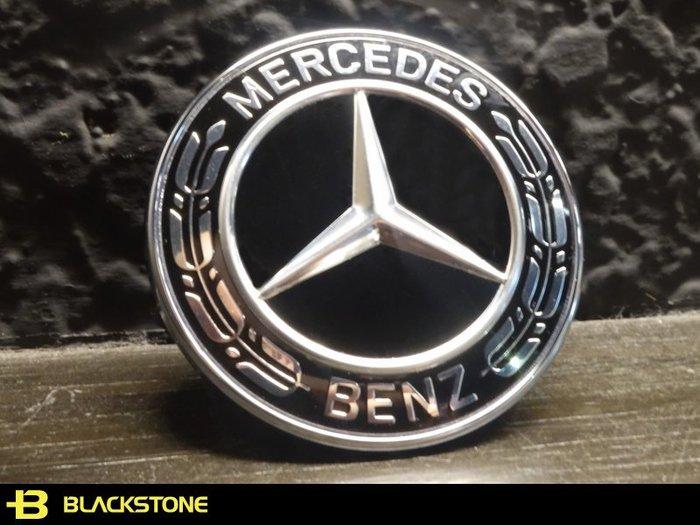[黑石研創] Mercedes-Benz 賓士 原廠 黑平標 平標 ML W166 休旅 精品 改裝 【J1095】