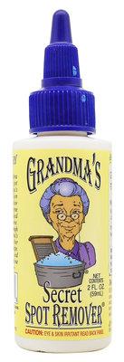 Grandma's Secret 奶奶的秘密 衣物去漬液 59ml