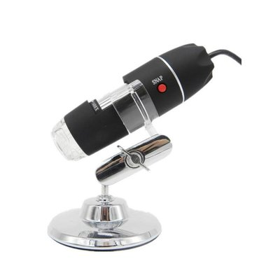 500x 1000x 1600x USB電子顯微鏡 二合一介面數碼放大鏡 檢測工具 元旦特惠