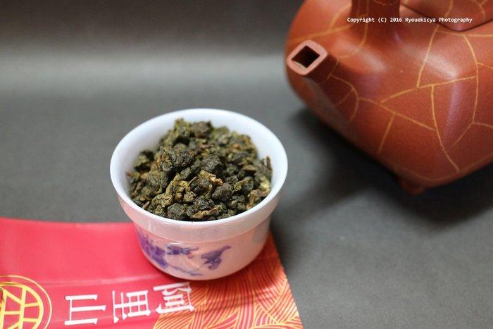 台灣 嘉義 阿里山 手採烏龍茶 海拔800 春茶 4兩真空包裝x1 精焙 約4-5分熟 「限時特價」10盒免運