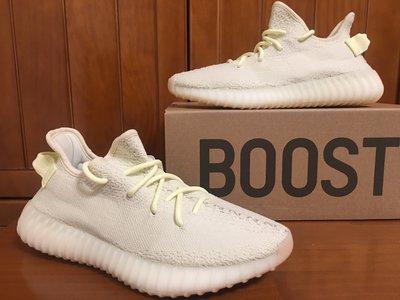 【H-Sneaker】全新 ADIDAS YEEZY BOOST 350 V2 BUTTER 奶油黃 男鞋 F36980