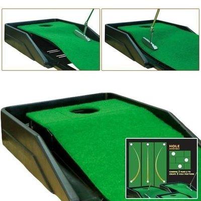 [KENNI] CUTIMAX 果嶺推桿練習器 (市面唯一可變式坡道&3球洞位置)高爾夫 putting green