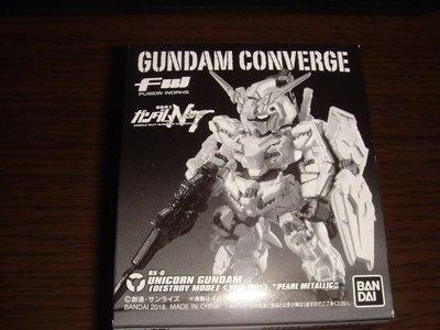 [DULJ][劇場] Gundam Converge NT 劇場限定獨角金屬日版(不連前賣卷)