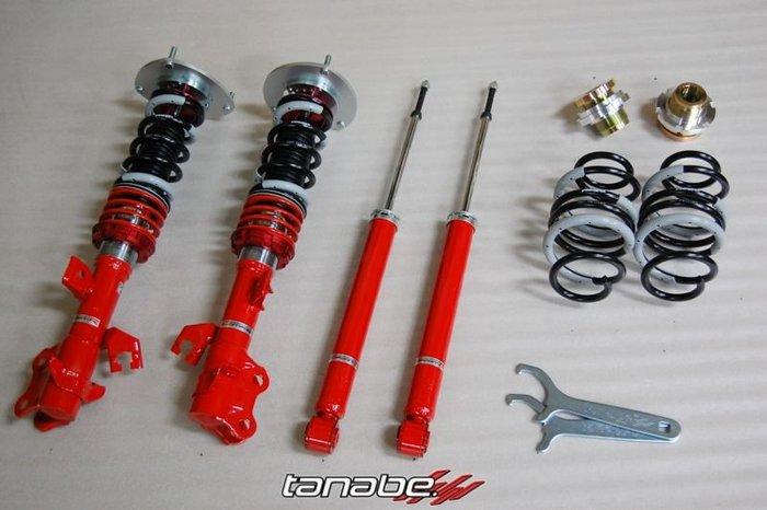 Cars Stuff / Tanabe SUSTEC PRO CR 日製 高低可調 避震器 各車系歡迎詢問