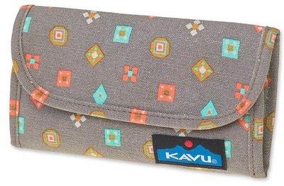 【【蘋果戶外】】KAVU 965-846 逗趣圍巾 Big Spender 美國潮牌 休閒錢包 皮夾 長夾 潮包 零錢包