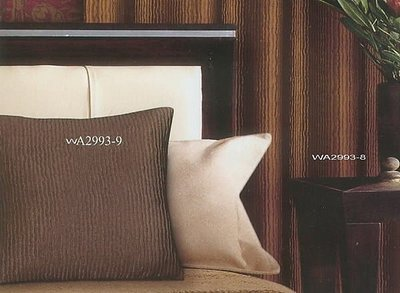 = 倈利寢飾/窗簾 = 織錦皺摺布 45*45cm大抱枕/靠墊 WA2993-3-8-9(可訂做)