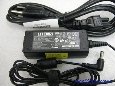威宏資訊 ACER筆電維修 宏碁充電器  Aspire One PRO 531 AOP531 19V 1.58A 電源線