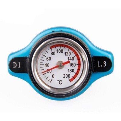 水箱蓋 可測溫度汽車通用水箱蓋0.9/1.1/1.3bar