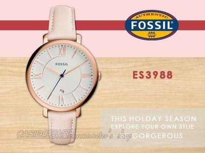 FOSSIL 手錶專賣店 時計屋 ES...