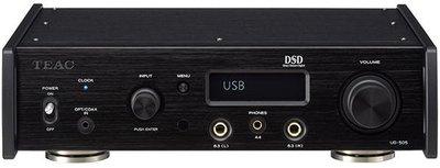 【富豪音響】高雄旗艦店 TEAC UD-505 藍芽雙單聲道USB D/A轉換器 台灣公司貨 現場可測試