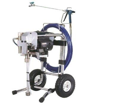 工具大師 AGP PM025 噴漆機 900坪 電動高壓無氣噴塗機 GRACO 495