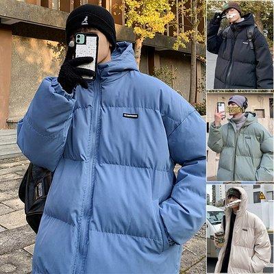 Kudi正韓男裝新款冬季香港ins棉服...
