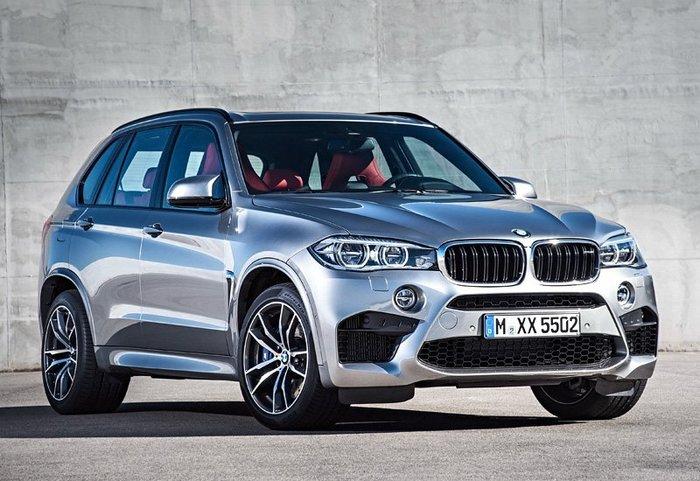 【樂駒】BMW F15 X5 改裝 F85 X5M 原廠 空力 套件組 升級 效能 外觀 大包 套件