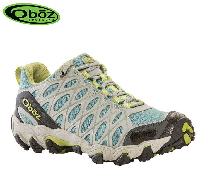 丹大戶外【Oboz】美國 Switchback 女款 戶外低筒登山鞋 OB22602