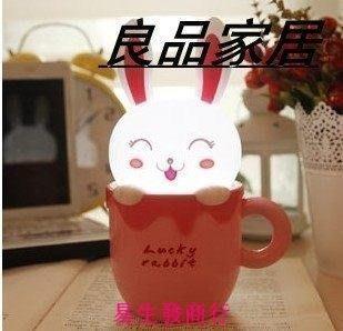 【易生發商行】欣蘭雅舍 創意充電LED小夜燈嬰兒燈寶寶燈節能燈兒童臥室小臺燈F6347