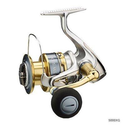 【NINA釣具】SHIMANO BIOMASTER SW 4000 5000系列捲線器