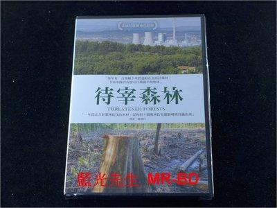 [DVD] - 待宰森林 Threatened Forests ( 台灣正版 )
