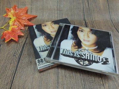 Q2001-早期二手CD-附紙盒-輕度刮痕】林曉培-This is SHINOS3-Wake Up.娃娃愛天下.鑰匙等1