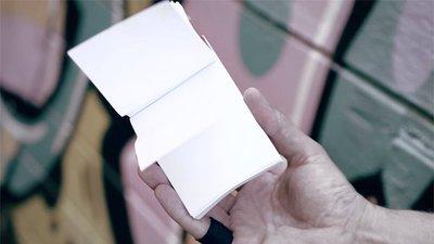 【天天魔法】【1720】自動翻轉筆記(心靈筆記)~Self-Flipping Notepad