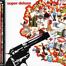 八八 - Super Deluxe - Surrender !  - 日版 CD+1BONUS+OBI