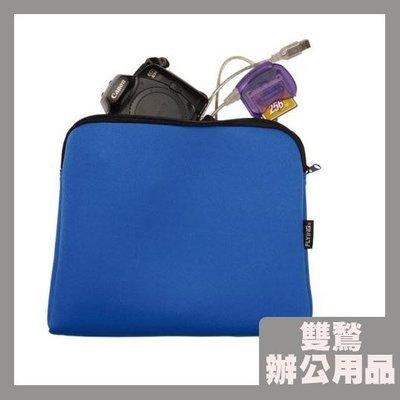 【勁媽媽】(7個入)雙鶖 B5多功能防震保護袋(L) E-5698 (收納袋/保存袋)