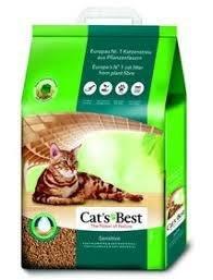 SNOW的家【訂購】Cat's Best 凱優除臭凝結木屑砂-黑標20L 紅標升級版 (80580415
