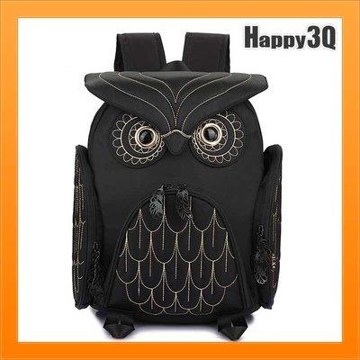 後背包雙肩包旅行電腦包貓頭鷹包學生包上...