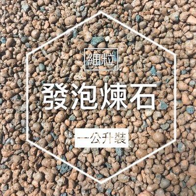 【小鮮肉肉】發泡煉石-細粒(1L裝) 輕質陶粒/多肉植物介質