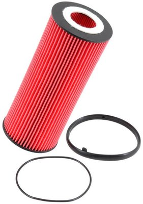 AEROTUN PORSCHE CAYENNE 3.0L V6 K&N 機油芯+油環