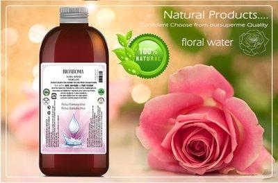 【芳香療網】Rose Damask  大馬士革玫瑰有機花水純露 1000ml