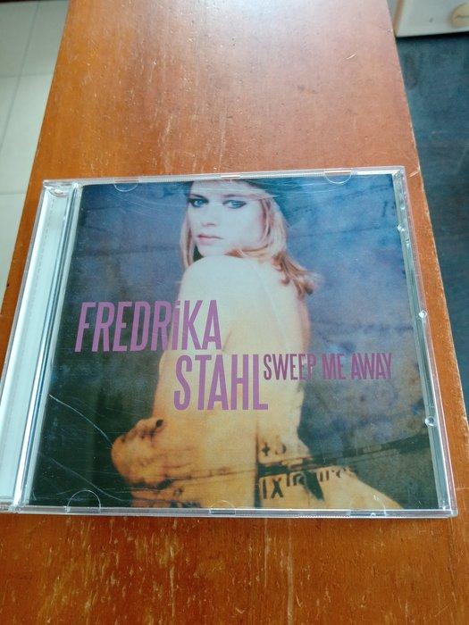 法國創作爵士才女-FREDRIKA STAHL 史黛荷- SWEEP ME AWAY 我心遺忘  CD