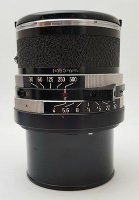 @佳鑫相機@(中古託售品)Carl Zeiss Sonnar 150mmF4 West Germany SL66